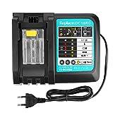 OPSON 3A 7,2V ~ 18V Batterie de rechange DC18RA DC18RC pour tous les chargeurs Makita 7,2 V ~ 18 V BL1850 BL1840 BL1830