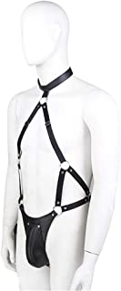 Heiyy Flirt Clothes PU Leather SM Bondage Gear Fetish Toys for Couples Erótic Products Games Role Play