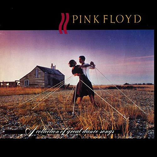 A COLLECTION OF GREAT DANCE SONGS 1981 PINK FLOYD VINYL LP