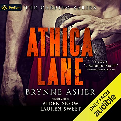 Athica Lane  By  cover art