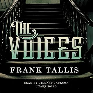 The Voices audiobook cover art