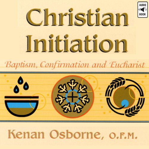 Christian Initiation audiobook cover art