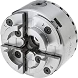 Grizzly Industrial H6267 - 4 Jaw Wood Chuck 1-1/4' x 8 TPI