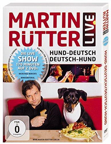 Martin Rütter - Live: Hund-Deutsch / Deutsch-Hund (2 DVDs)