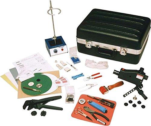 CommScope EMEA Werkzeugsatz mit Mikroskop 0-0501258-8 und Ofen (230V) Werkzeugset 7330268033872