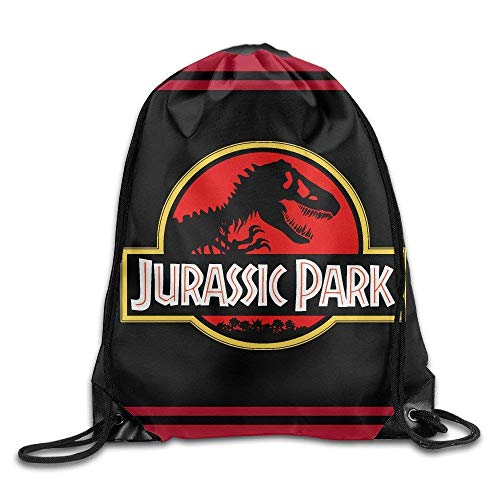 Unisex Turnbeutel/Bedruckte Sportbeutel, Premium Drawstring Gym Bag Rucksack, Clever Dinosaur Logo Gym Drawstring Backpack Sport Bags