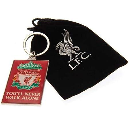 Official Liverpool Fc Gifts Autozubehör Offizieller Liverpool Fc Schlüsselanhänger Originelle Fußballgeschenkidee Auto