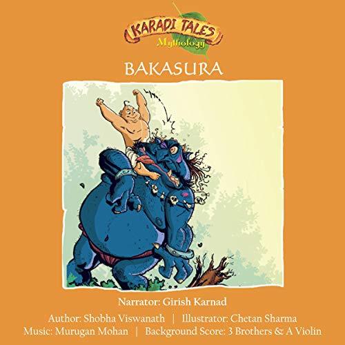 Bakasura cover art