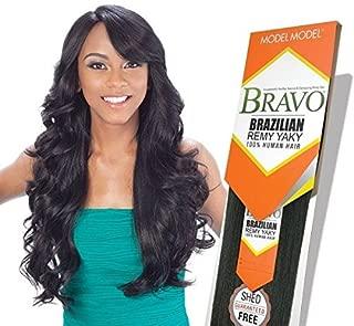 bravo brazilian remy yaky hair