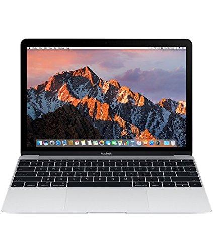 Apple MacBook Pro Retina 12 / Intel Core M / 8GB / SSD 250GB / Tastiera qwerty UK / Metà 2015 / Argento (Ricondizionato)