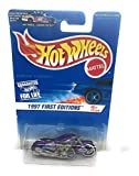Hot Wheels 1997 First Editions Scorchin Scooter