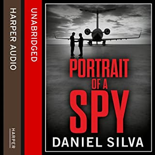 Portrait of a Spy cover art