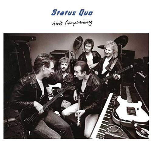 Status Quo: Ain'T Complaining (3cd Deluxe Edition) (Audio CD (Deluxe Edition))