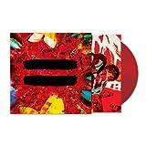 Ed Sheeran: =(Coloured Vinyl Rot- Exklusiv bei Amazon.de) [Vinyl LP] (Vinyl)