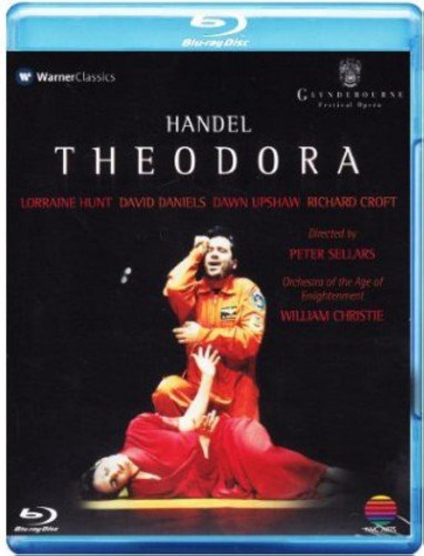 老朽化した振幅橋脚Handel Theodora [Blu-ray] [Import]