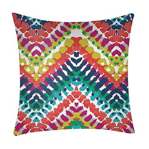 Arystk Print Pillow Case Polyester Sofa Car Cushion Cover Home Decor