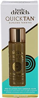 Body Drench Quick Tan Sunless Tanning Self-Tan Booster, 1 fl oz