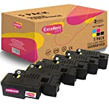 Excellent Print 106R01630 Compatible Cartucho de Toner para Xerox Phaser 6015 6010 6015V 6015MFP