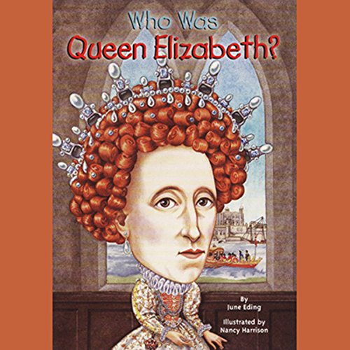 Who Was Queen Elizabeth? cover art