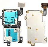 Funda para tarjetas SIM MICRO SD soporte de repuesto cable FLEX para Samsung Galaxy S3 i9300 i9305