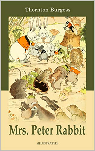 Mrs. Peter Rabbit illustrated (English Edition)
