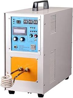 MXBAOHENG - Calefactor de inducción de alta frecuencia (25 KW, 30-80 KHz, LH-25A)