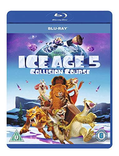 ICE AGE 5: COLLISION COURSE BD [Reino Unido] [Blu-ray]