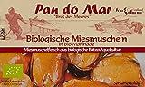 Pan do Mar Miesmuscheln in Bio Marinade, 5er Pack (5 x 115 g)