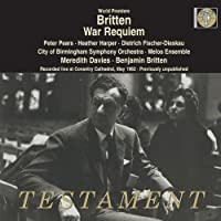 Britten: War Requiem by City of Birmingham Symphony Orchestra (2013-12-10)