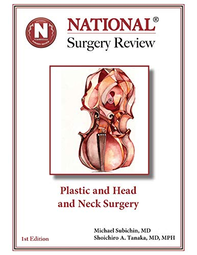 Plastic and Head and Neck Surgery (National Surgery Review) (English Edition)