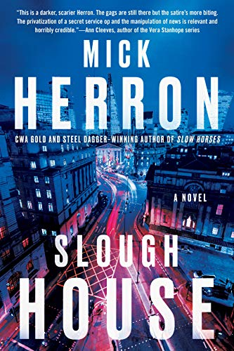 Slough House by [Mick Herron]