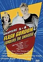 Flash Gordon Conquers the Universe 5 8 [DVD]