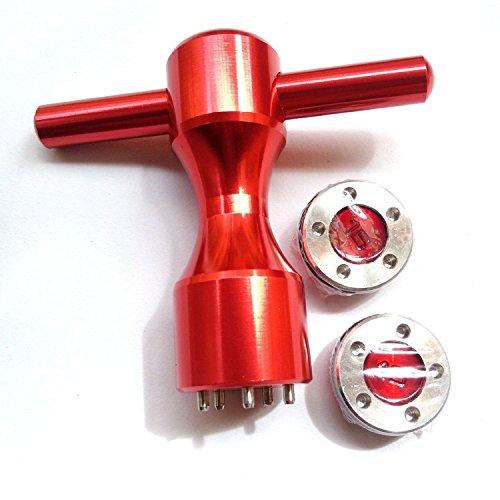 Beehive Filter de Golf Rouge Poids avec clé pour les...