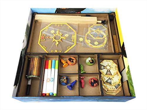 Organizador (Insert) para A Ilha do Tesouro, Bucaneiros Jogos
