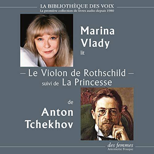 Page de couverture de Le Violon de Rothschild, suivi de La Princesse