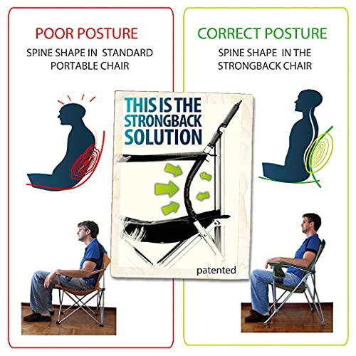 Strongback Camping Chair