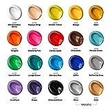Immagine 1 arteza colori acrilici per dipingere