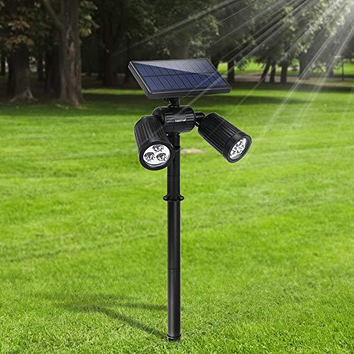 Lampade Solari da Giardino FKANT 2 in 1...