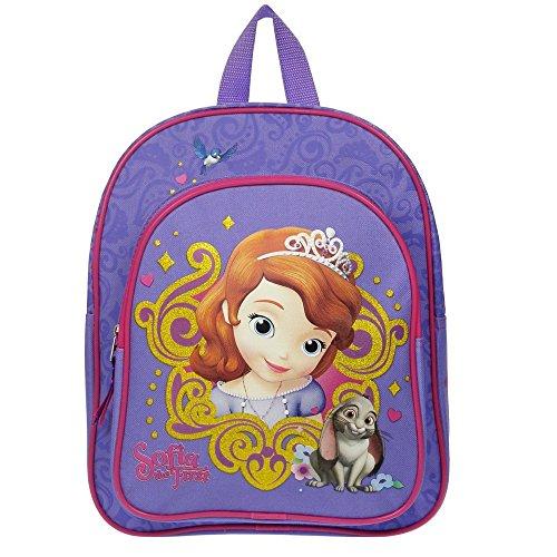 Princesas Disney - Princesita Sofía - Mochila Royal 31 x 25 x 9 cm