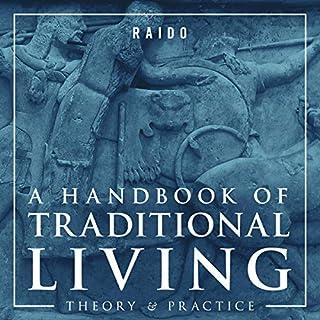A Handbook of Traditional Living audiobook cover art