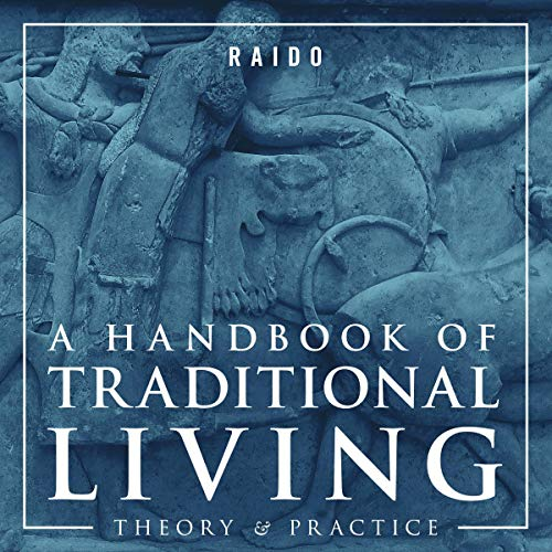 A Handbook of Traditional Living Audiobook By Raido cover art
