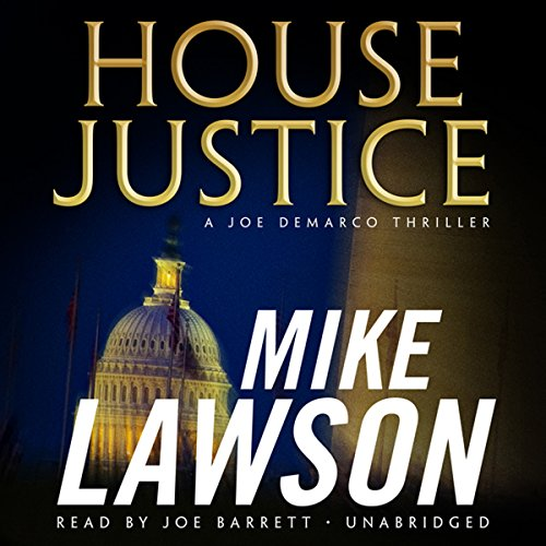 House Justice audiobook cover art