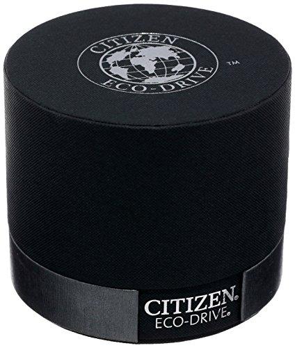 Citizen JY8035-04E Montre analogique à Quartz numérique