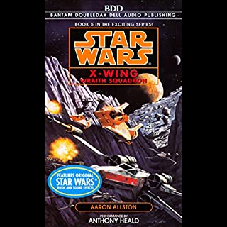 Star Wars: The X-Wing Series, Volume 5: Wraith Squadron cover art