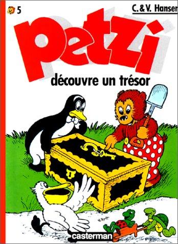 Petzi decouvre un tresor 5