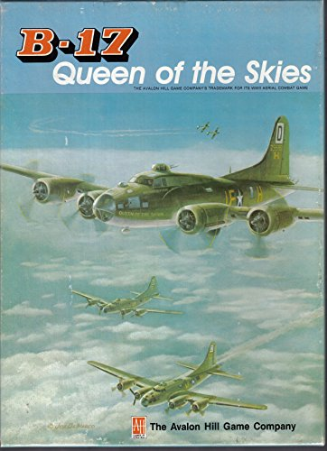 B-17 Queen of the Skies, with all expansions (English Edition)