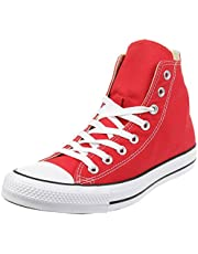 Converse All Star Hi Canvas Sneakers Bianche Ottiche