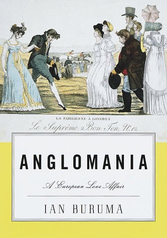 Price comparison product image Anglomania: A European Love Affair