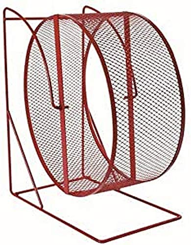 Trixie 61001 Laufrad, Metall, engmaschige Lauffläche, ø 17 cm