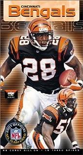 Cincinnati Bengals 2001 NFL Team Video VHS